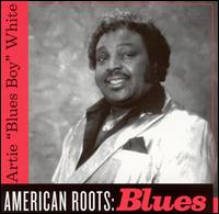 artie white american roots blues
